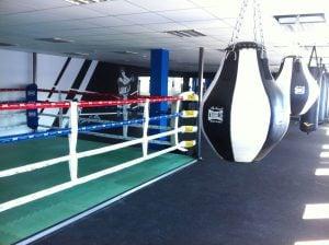 gimnasio boxeo Getafe