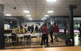 Bar/Cafetería Setpoint