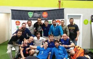 SetPoint, ganador de las Series Nacionales de Pádel