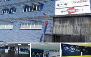 Jornadas de puertas abiertas Getafe Fight Club