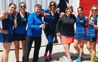 SetPoint Getafe Féminas en las Series Nacionales de Pádel