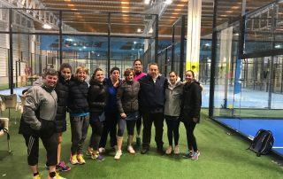 Equipo femenino Setpoint A