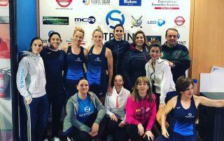 Equipo SNP Setpoint femenino