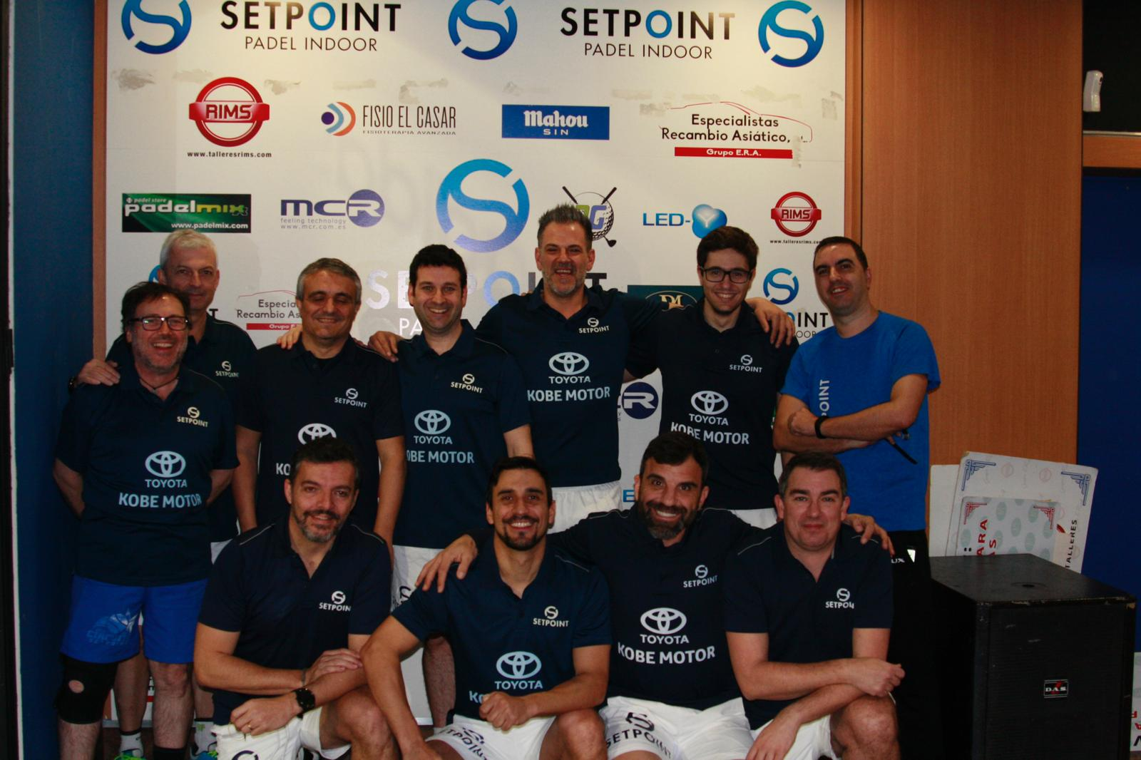 Equipo Setpoint SNP C